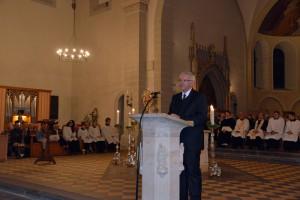 Prof. Dr. Joachim Hoffmann Göttig Oberbürgermeister