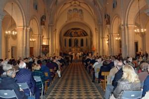 Orgelweihe 2. November 2014