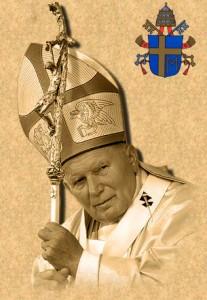 Wappen Papst Johannes Paul